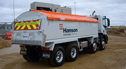 Hanson cement group